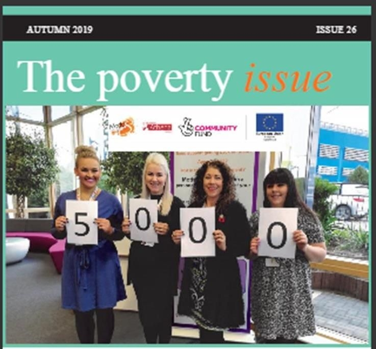 Greater Manchester Housing Providers Anti-Poverty Newsletter Autumn 2019