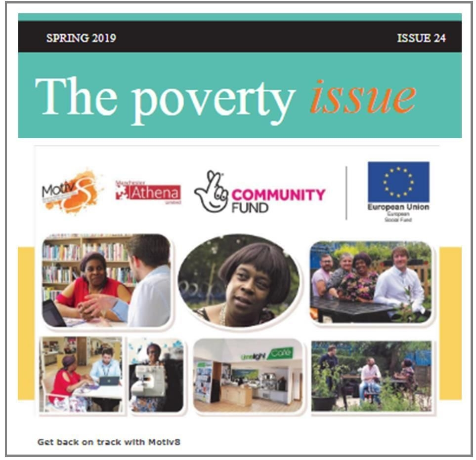 Greater Manchester Anti-poverty Newsletter – spring edition 2019